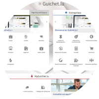 Lancement de la version augmentée de Guichet.lu -