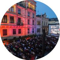 Rendez-vous sous les étoiles  - City Open Air Cinema With Orange