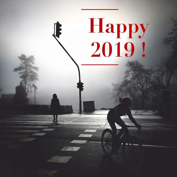 Happy 2019 to all our readers and friends !