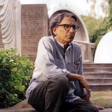 Balkrishna Doshi Receives the 2018 Pritzker Architecture Prize